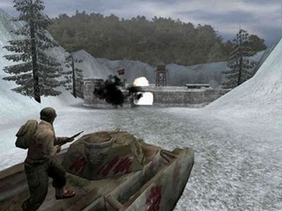 Wolfenstein Enemy Territory // Free Online Fps Games